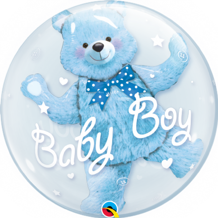 Baby Double Bubble Balloon